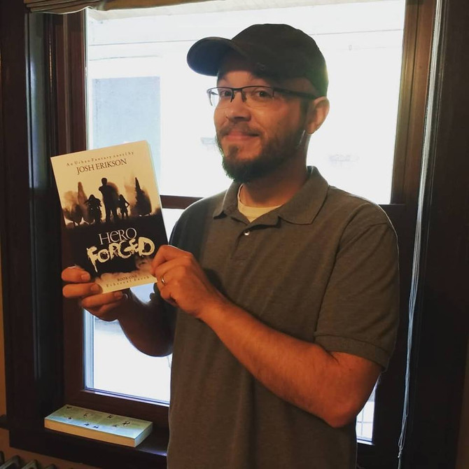 #SPFBO Author Interview with Josh Erikson
