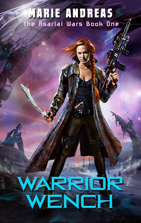 Warrior Wench paperback