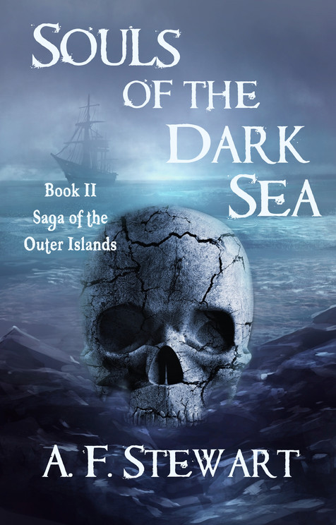 Souls of the Dark Sea (Saga of the Outer Islands Book 2)