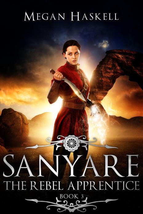 Sanyare: The Rebel Apprentice - Signed Paperback