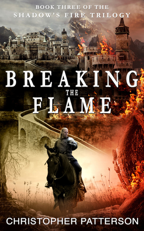 Breaking the Flame: Shadow's Fire Book 3