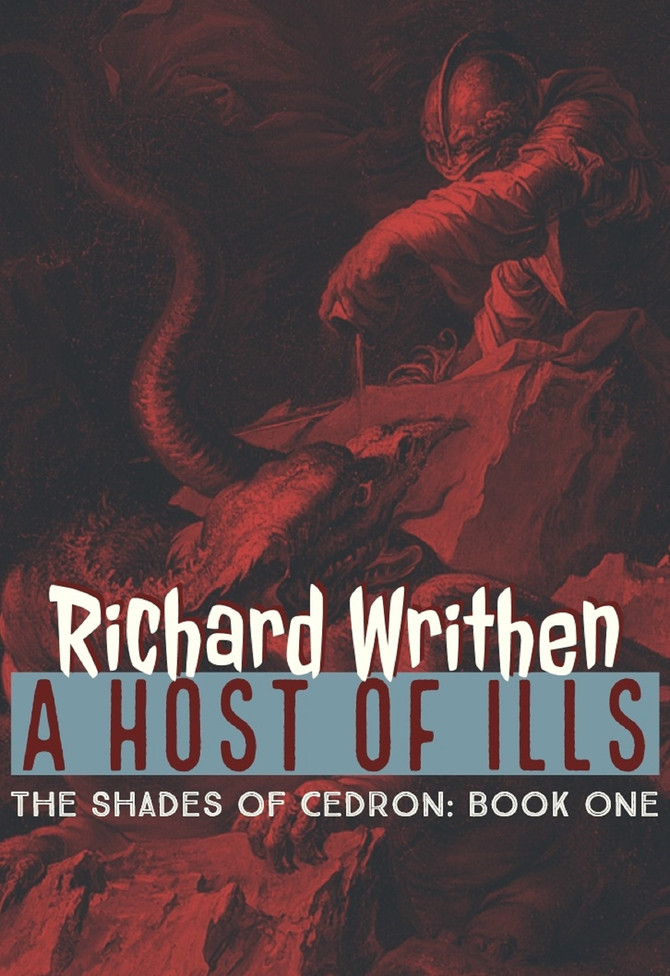 Author Interview with Richard Writhen