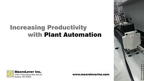Increase productivity, industrial automation in Dallas Texas
