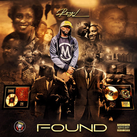 """New Album """"Found"""" By Roy L Reveals His Reality"""