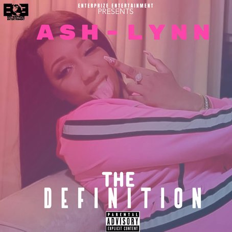 """Ash-Lynn Releases Captivating New Single """"The Definition"""""""
