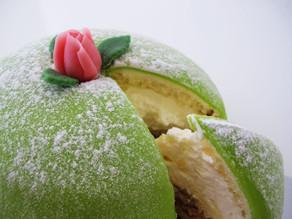 עוגת הנסיכה השוודית