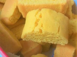 עוגיות ביסקוטי זעפרן