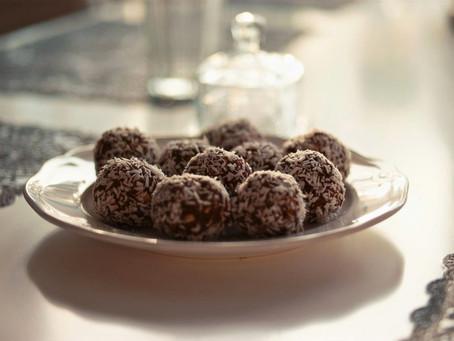 כדורי שוקולד שוודים