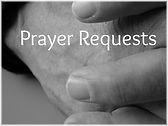 Prayer Requests Button.