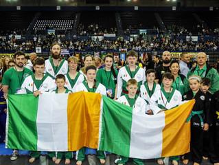 LTKD win 5 medals at the TKDI World Championships