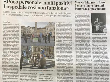 Il flash mob in piazza San Giacomo