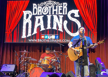 Brother Rains Chris Brad Ole Red Gatlinburg TN Cookeville Jamestown
