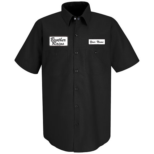 Customized Grease Monkey Shirt (Sizes Small-6x)