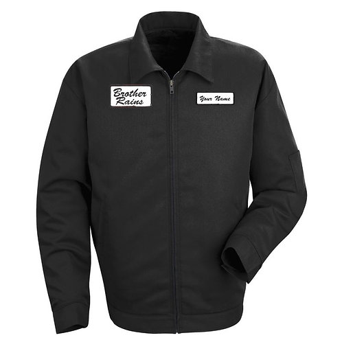 Customized Grease Monkey Jacket (Sizes Small-6x)