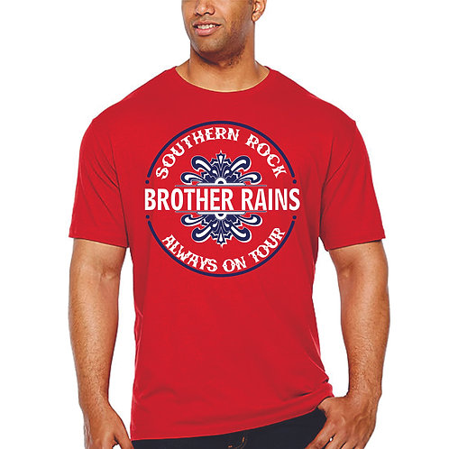 """4th of July Tour Shirt """"RED"""""""