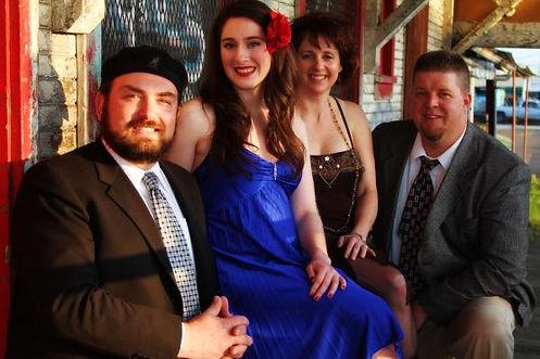 Seattle jazz band