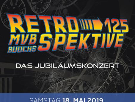 Jahreskonzert am 18. Mai 2019