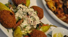 Photo of a falafel starter