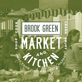 Image of Brook Green market logo