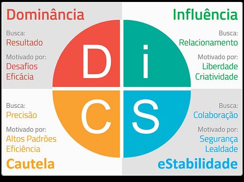 AVALIAÇÃO COMPORTAMENTAL DISC