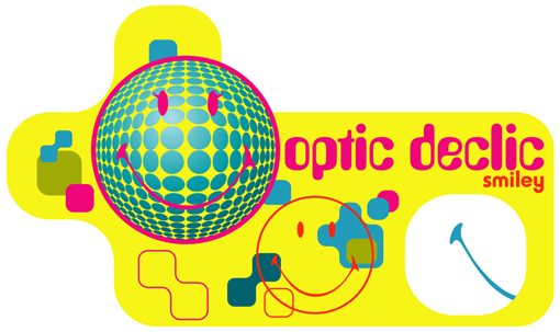 "▲ ""Optic déclic"", Smiley LTD. ▲"