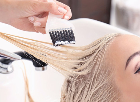 Toners are sweet angels that help neutralize yellow or orange tinted bleached hair