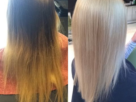 Damaged hair is a thing of the PAST