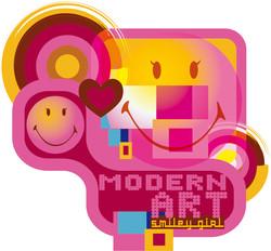 """▲ """"Modern art"""" ▲"""