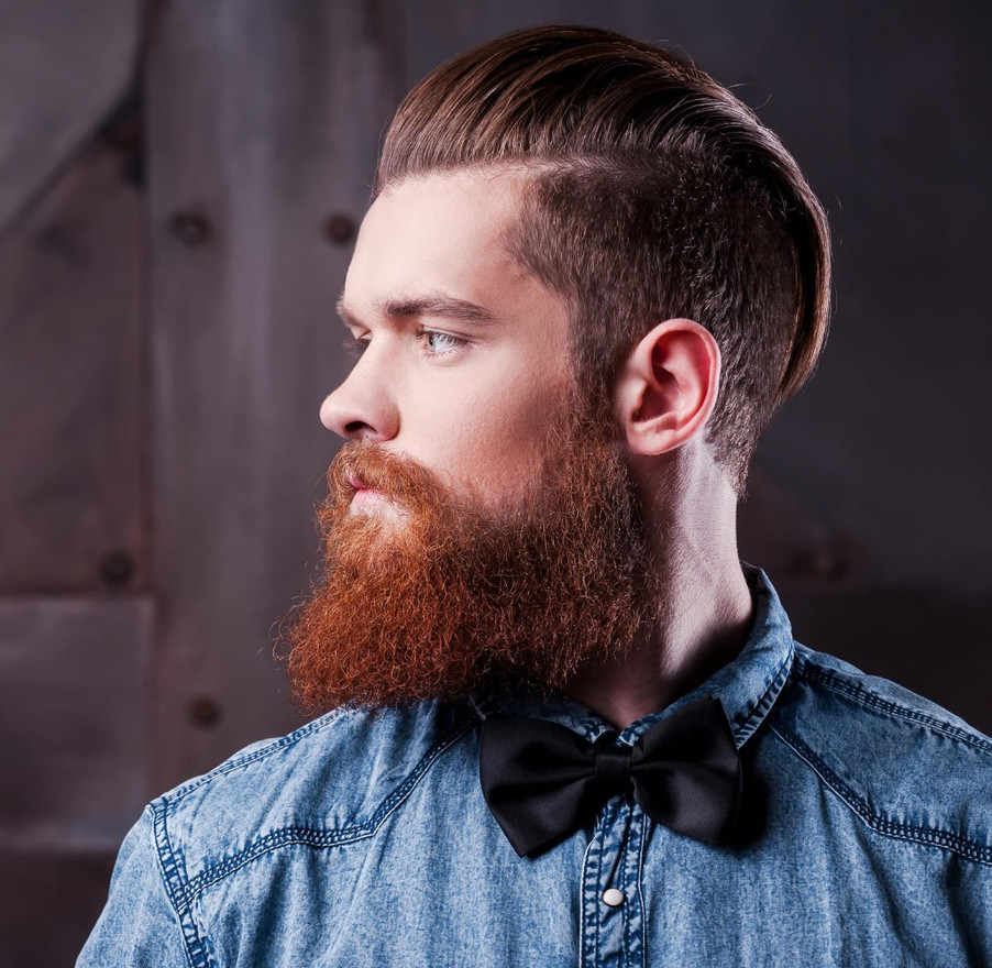 Wondrous What Hair Cuts Look Amazing With Mens Beards Schematic Wiring Diagrams Amerangerunnerswayorg