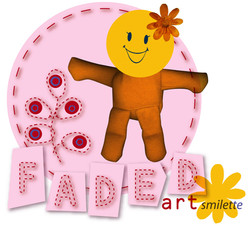 """▲ """"Faded"""" character, Smiley LTD. ▲"""