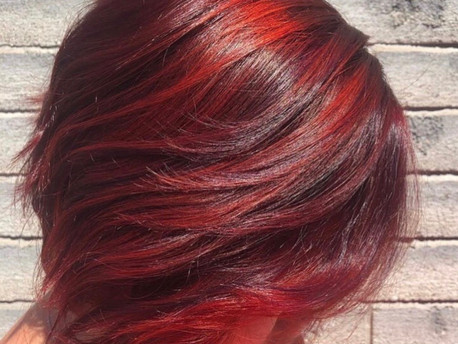 Proof that Red Hair colour is the Ultimate for Fall