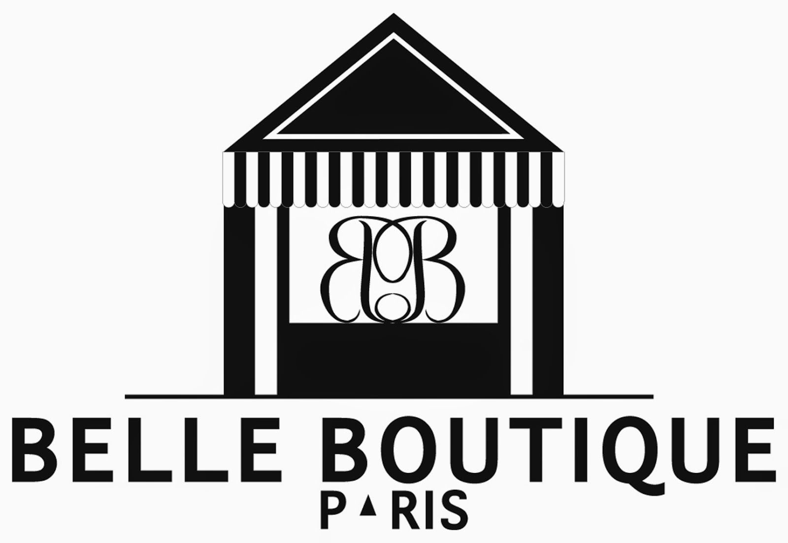▲ Belle Boutique logo ▲