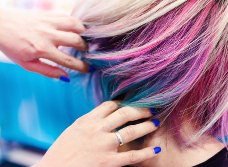 The Secret to Keeping Salon Fresh Hair Colour