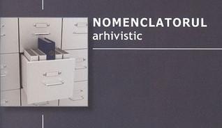 Nomenclator arhivistic | ArchivIT
