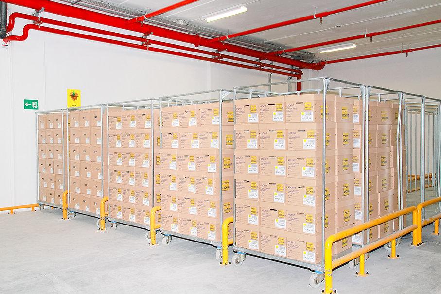 Servicii arhivare personalizate | ArchivIT