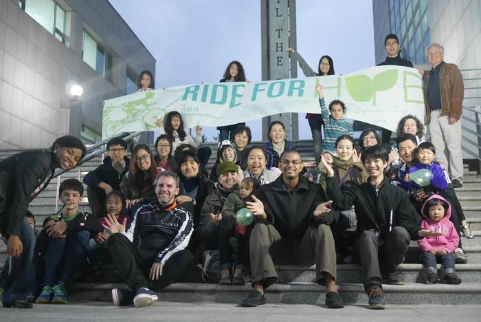"""Women's Hope Center's """"Ride for Hope"""""""