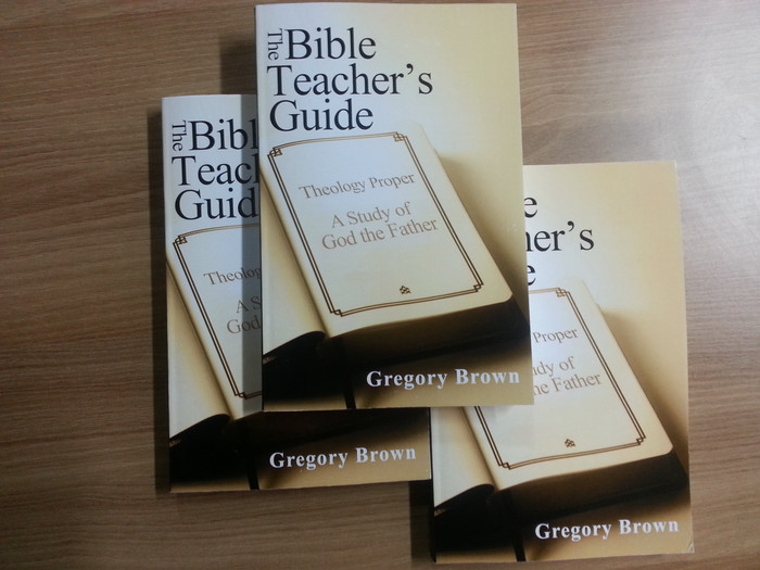 The Bible Teacher's Guide Available in HIC Office!!