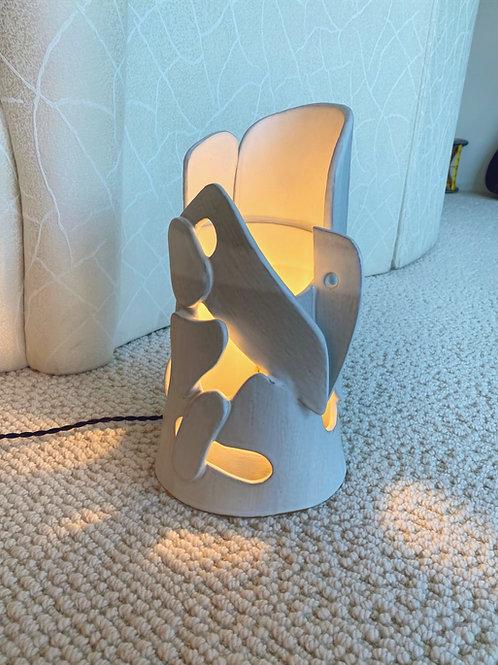 LAMP SCULPTURAL OBJECT