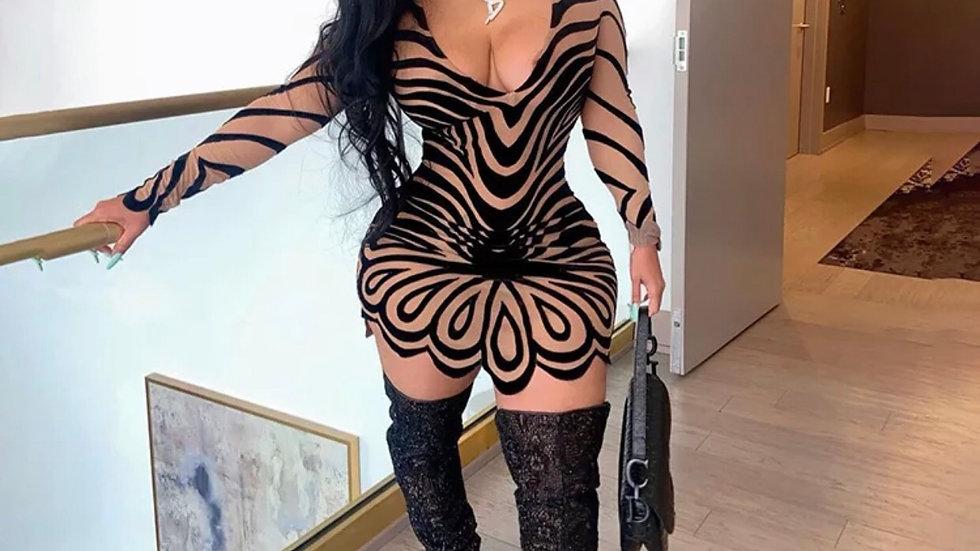 Zabel  Set Me Free Dress