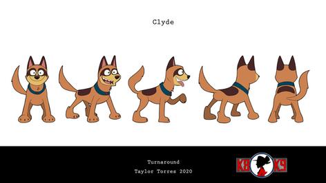 Clyde turnaround