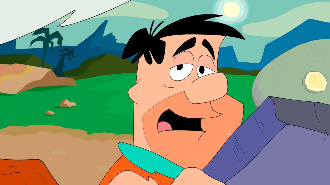 Flintstones BG 5