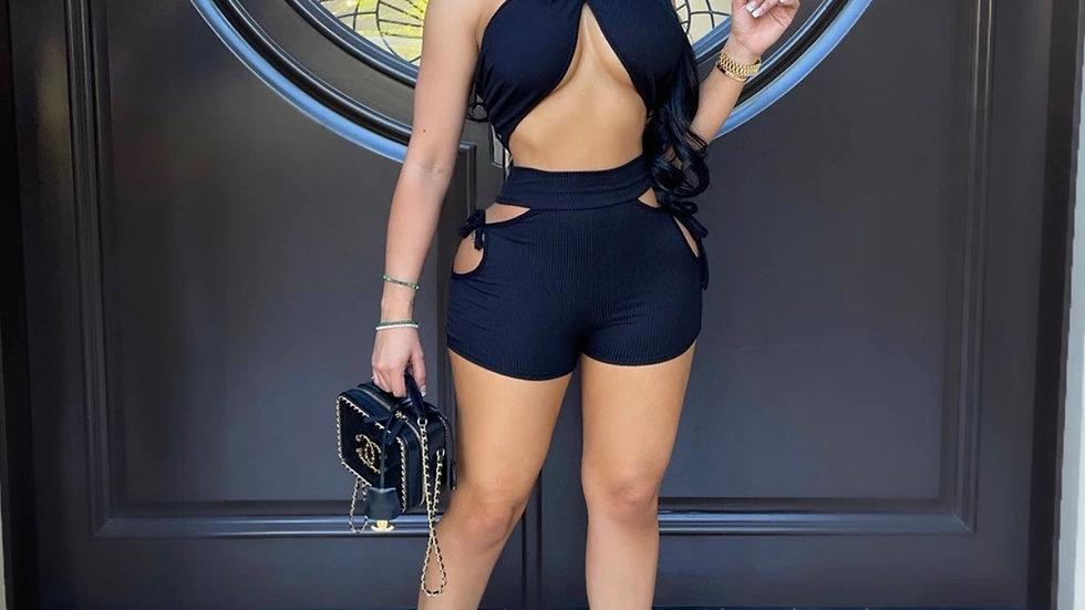 McQueen Shorts Set