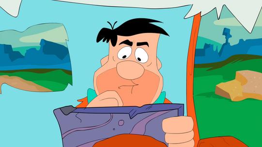 Flintstones BG 4