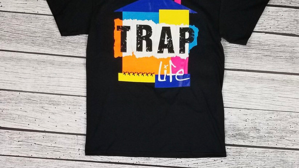 Trap Life Men's Shirt