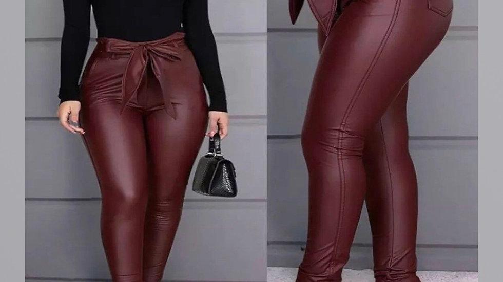 Jess Leather Pants