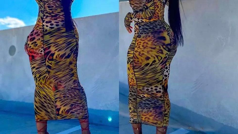 Holla Back Dress