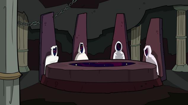 Cave of Elders