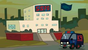 SSPD Station