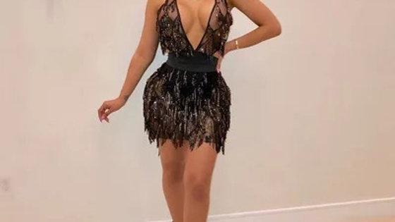 Monique  Adore Me Dress