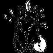 Small fox shopicon black transparant.png